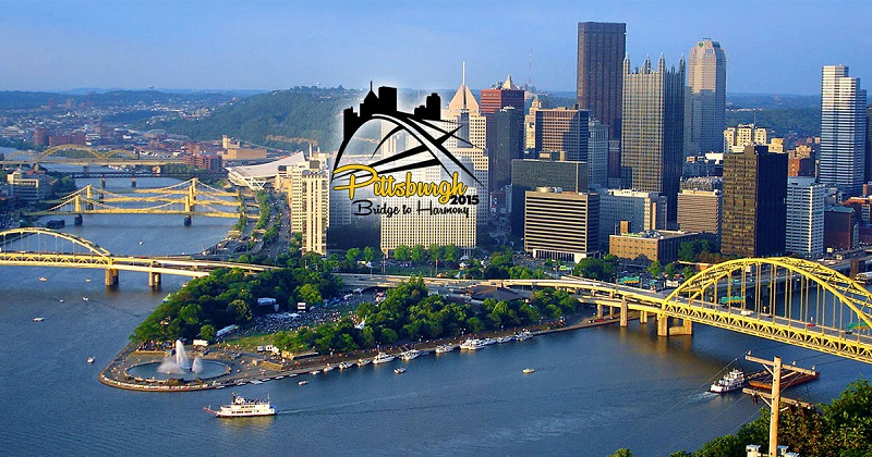 Pittsburgh 2015 Barbershop Harmony Convention